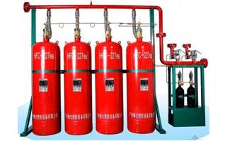 气体灭火系统-七氟丙烷灭火系统维保内容