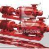 贝工XBD-W卧式单级消防泵 全国招商代理加盟