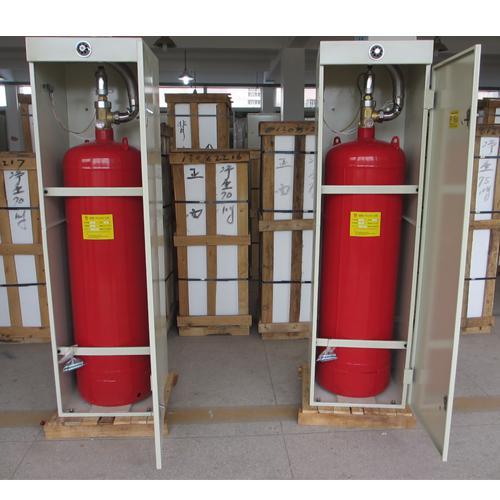 供应气龙【柜式七氟丙烷灭火装置】七氟丙烷气体灭火系统
