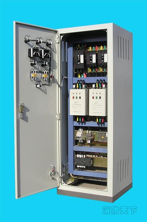 消防水泵巡检柜 th-f-75kw/4 控制柜75kw