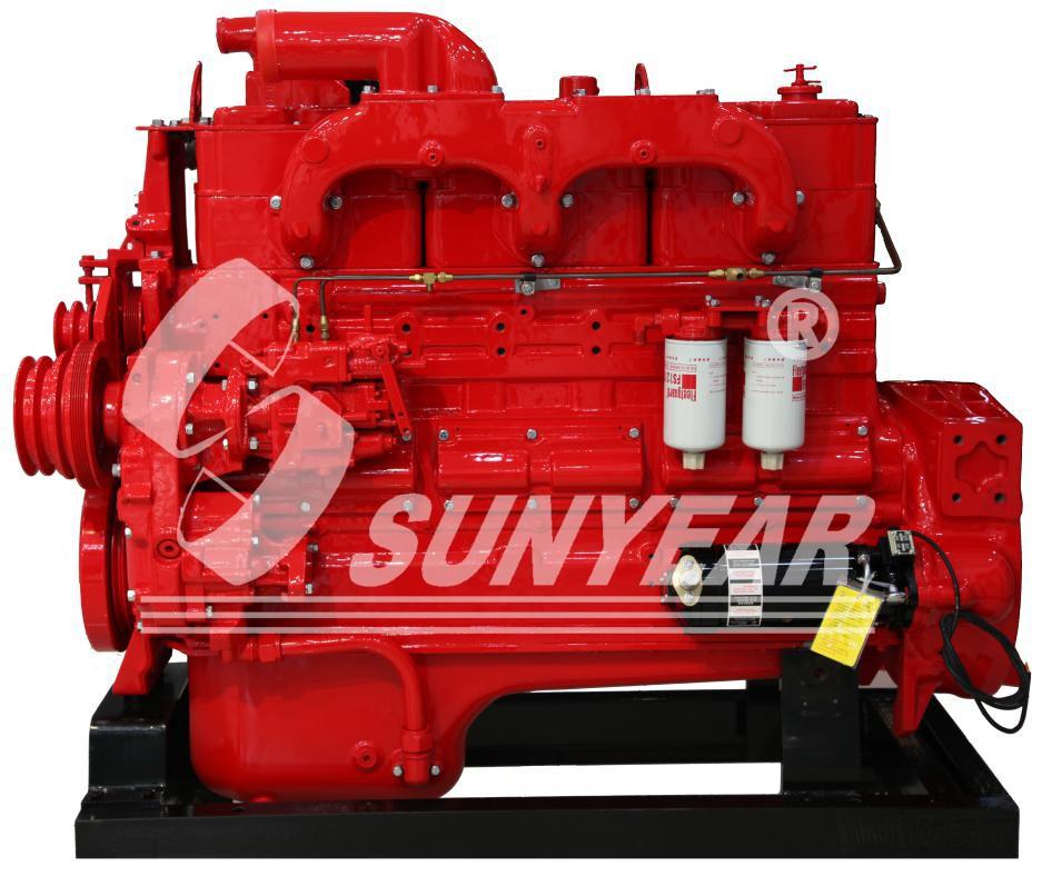 柴油机消防水泵发动机