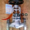 不锈钢波纹管截止阀WJ41W-40P/图片