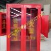 厂家加工消防器材存放柜,灭火工具寄存柜13783127718