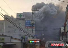 韩国世宗医院大火41亡131伤,火灾高危单位有哪些?自省自查!