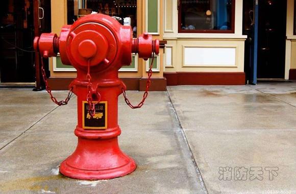 传统消防栓