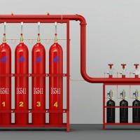 IG541混合气体灭火系统 厂家直销 3C认证  消防设备