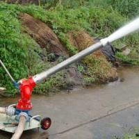 移动式泡沫-水两用炮
