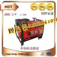 JBQ5.3/9手抬式机动泵组