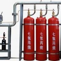 宸安自动气体灭火七氟丙烷柜式管网式悬挂式超细干粉电器机房税务