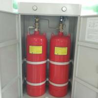 宸安柜式七氟丙烷全自动气体灭火单柜双柜