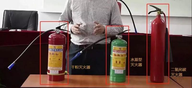 建 构 筑物消防员实操考试全解析 灭火器篇,5分钟轻松拿25分