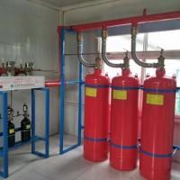 宸安辽宁消防设备七氟丙烷气体灭火管网式多保护区机房灭火