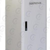 宸安七氟丙烷自动气体灭火柜式无管网GQQ70/2.5-CA