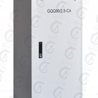 七氟丙烷自动气体灭火GQQ90/2.5柜式无管网机房税务室图