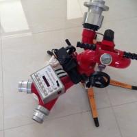移动式电动消防水炮