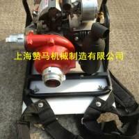 赞马Wick250背复式森林消防水泵,150米高扬程8马力