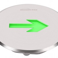 博朗耐智能疏散应急照明疏散指示灯-地埋灯