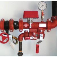 自动喷水灭火装置   阀门与附件