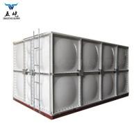 内蒙古玻璃钢水箱_保温水箱安装图|组合水箱报价