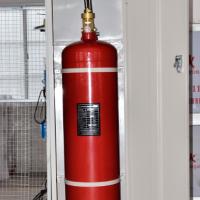 福建精诚消防七氟丙烷气体灭火装置