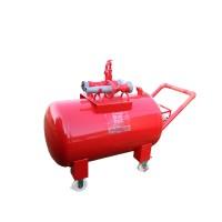 济南强消消防 轻便式半固定式泡沫灭火装置PY系列