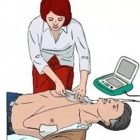 青岛凌鼎应急救援自动体外除颤器AED