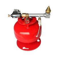 电磁型悬挂式七氟丙烷气体灭火装置