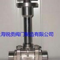 DQ61F-40P低温长轴球阀