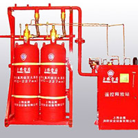 内贮压式七氟丙烷灭火系统