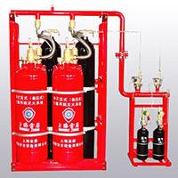 七氟丙烷(HFC-227ea)自动灭火系统
