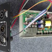 T2线阵DSP有源功放模块8欧2x400W开关电源