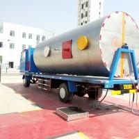 险化学品槽罐车火灾泄漏事故处置训练设施