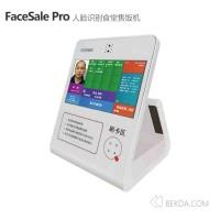 FaceSale Pro人脸识别食堂售饭机