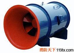 供应山东HTFI-II型消防高排烟风机